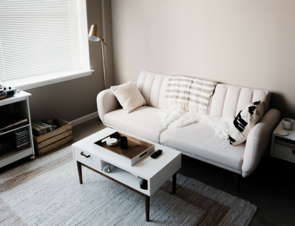 Living Room Tips How to Place a Rug and Make it Look Perfect