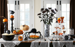 Let Halloween Take Over Your Living Room Decor With These Spooky Ideas