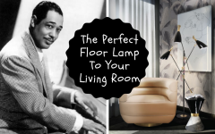The Perfect Floor Lamp To Your Living Room