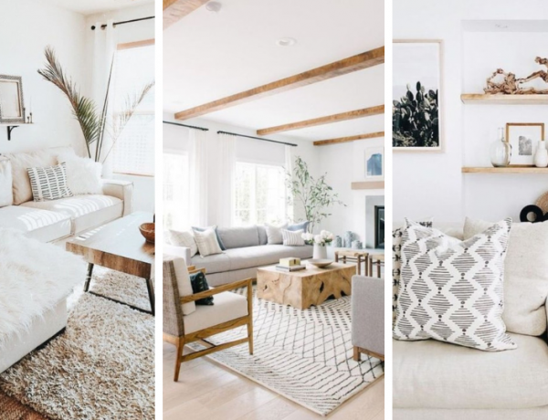 18 Ideas On How To Use Neutral Colors In Your Living Room Decor