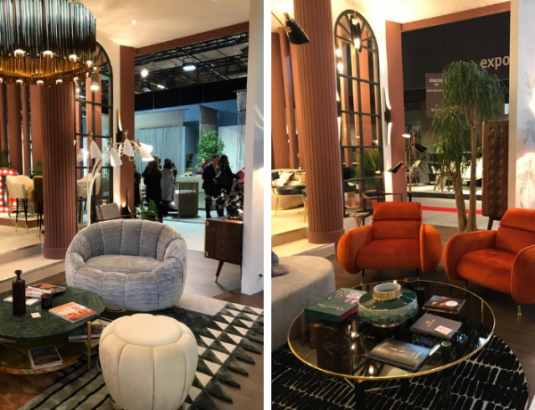 Living Room Corners At Maison Et Objet You Need To See