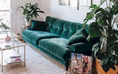 Velvet Sofas Are Your New Best Friend In Living Room Decor velvet sofas Velvet Sofas Are Your New Best Friend In Living Room Decor Velvet Sofas Are Your New Best Friend In Living Room Decor 7 240x150