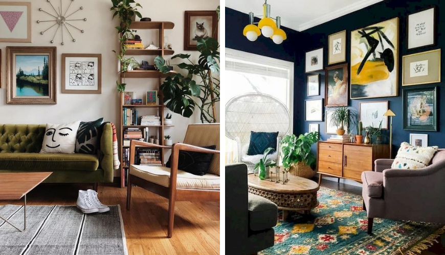 How To Get The Perfect Mid-Century Living Room_feat