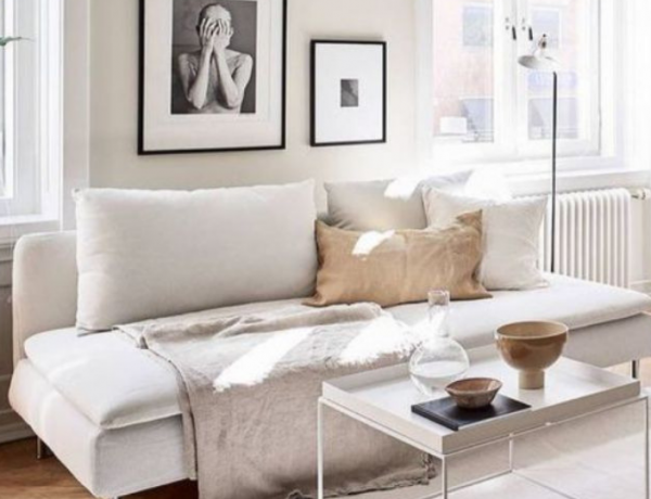 5 Must-Haves In A Scandinavian Living Room