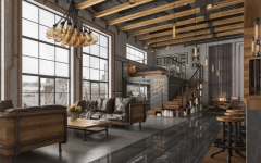 Effortless Cool And Easy Industrial Living Rooms