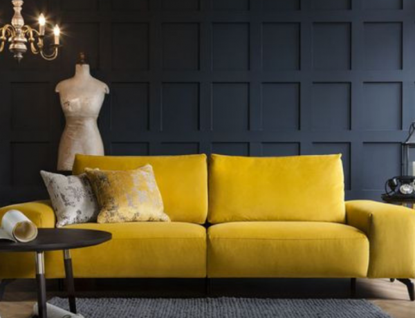 Coloured Sofas: The Trend You Should Know How To Use