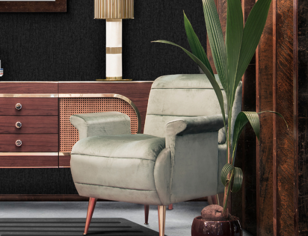 Experience The Most Sophisticated Armchairs Of The Mid-Century modern