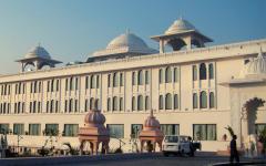 India Interior Design learning from the master Raja Aederi