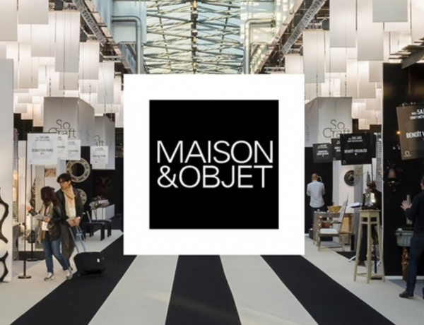 maison et objet Maison et Objet September 2019 Return Maison et Objet September 2019 Return 1 1 600x460