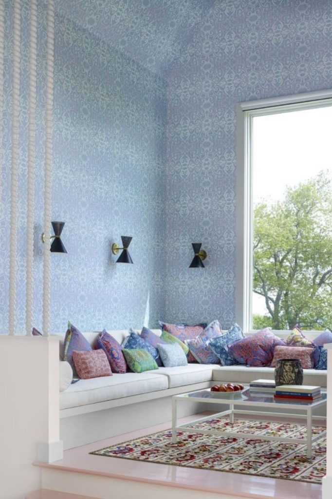 8 Living Room Wallpapers And How To Style Them living room wallpapers 8 Living Room Wallpapers And How To Style Them Screen Shot 2019 09 26 at 14