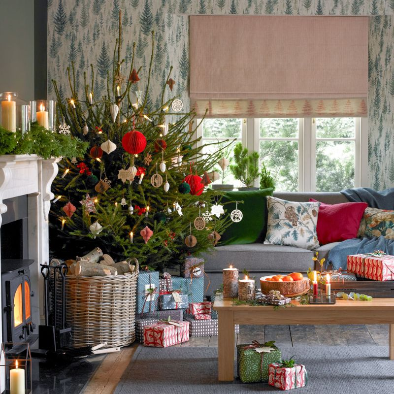 5 Christmas Living Room Decor Ideas To Beat The Holiday Blues! christmas living room decor 5 Christmas Living Room Decor Ideas To Beat The Holiday Blues! christmas living room decor ideas 1