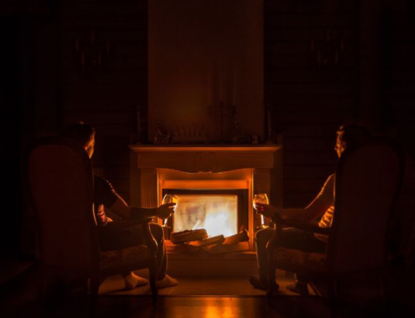 3 Ways To Get Cozy With Lovely Fireplace Warmth