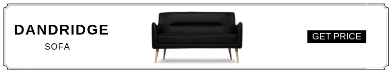The 8 Mid-Century Modern Sofas We'd Let You Sit With Us On mid-century modern sofas The 8 Mid-Century Modern Sofas We'd Let You Sit With Us On DANDRIDGE