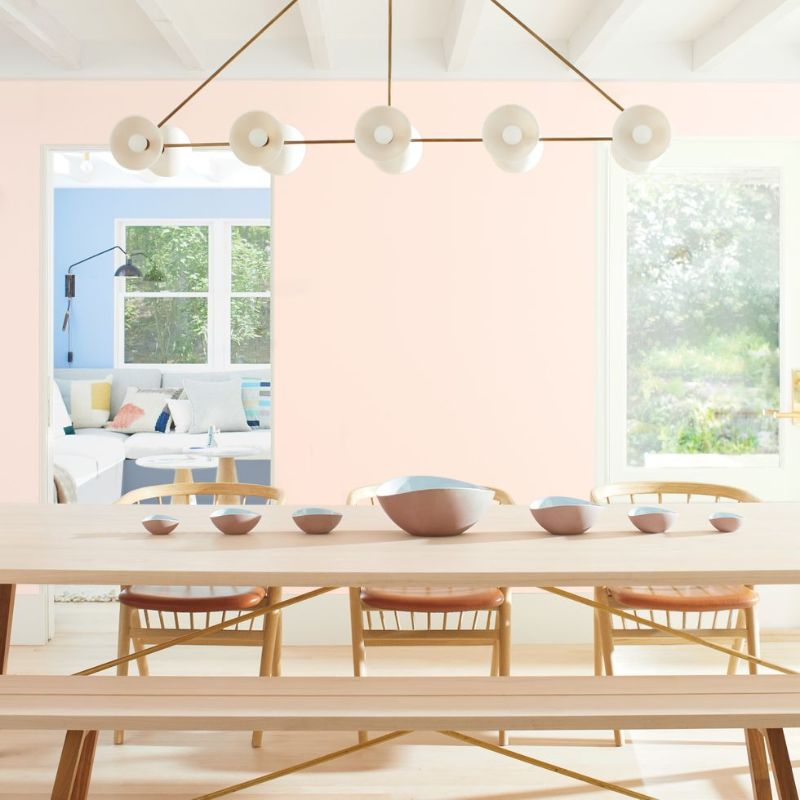 First Light: Benjamin Moore 2020 Color of the Year