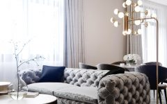 Most Beautiful Living Rooms of 2019 by Balcon Studio