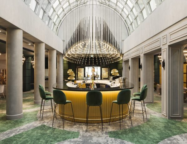 mid-century modern interiors Stunning Mid-Century Modern Interiors by Sundukovy Sisters Boutique Hotel Le Louis Versailles Ch  teau MGallery By Sofitel France  Living Room Ideas Boutique Hotel Le Louis Versailles Ch C3 A2teau MGallery By Sofitel France