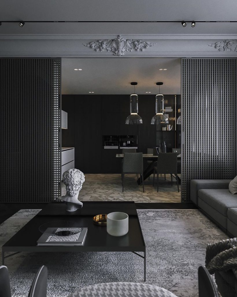 Most Beautiful Living Rooms of 2019 by Balcon Studio  Most Beautiful Living Rooms of 2019 by Balcon Studio balcon nr 2 1 820x1024