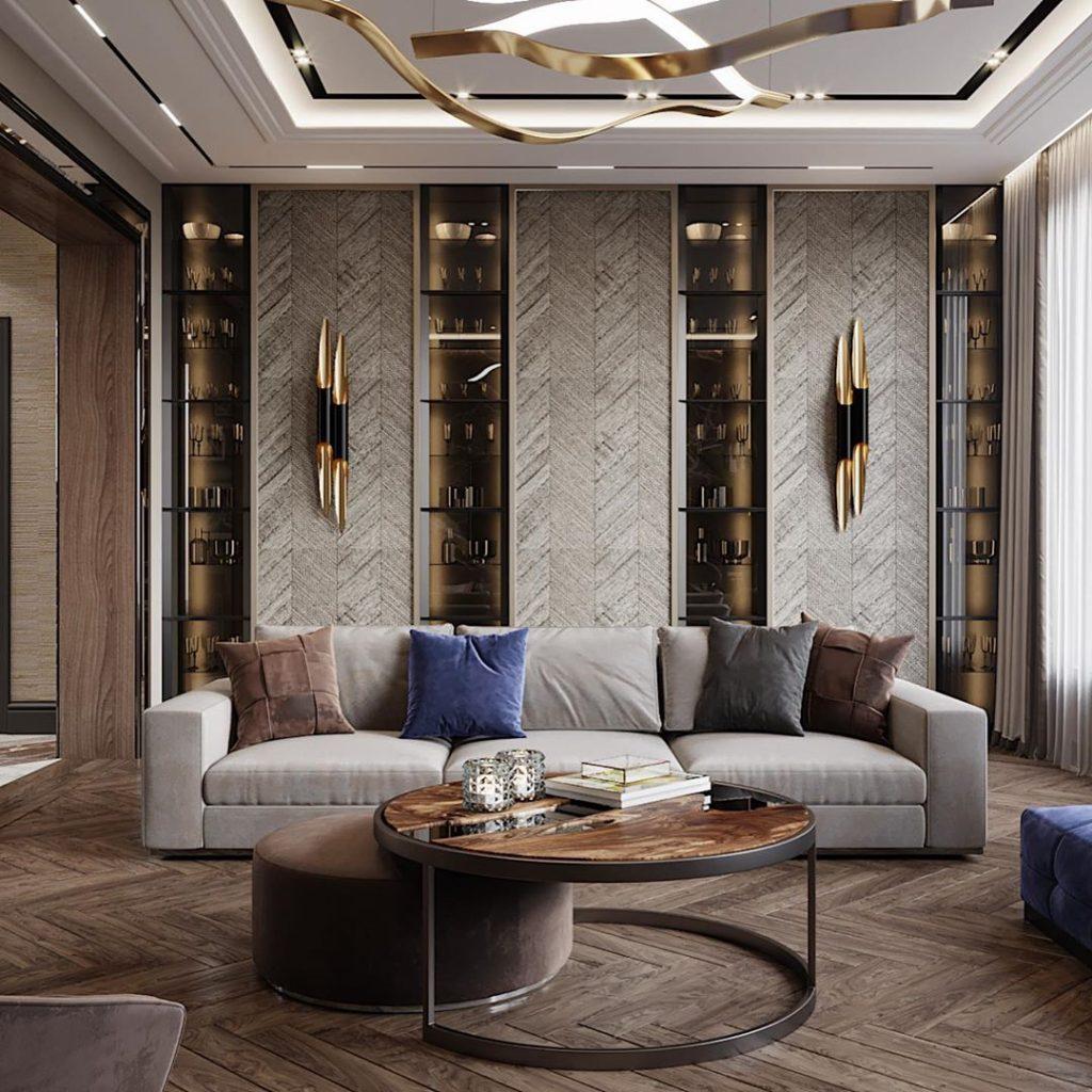 Beautiful Living Room Lighting Ideas By Mirra Design