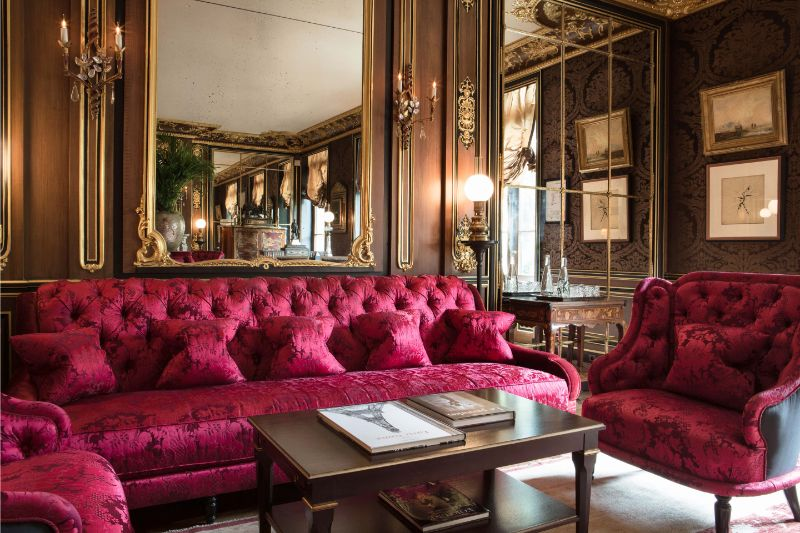 M&O 2020: Paris City Guide paris city guide M&O 2020: Paris City Guide La Reserve Paris Salin Louis XV 1
