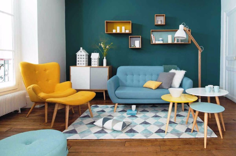 Retro Living Room Ideas That Will Surprise You_1 retro living room Retro Living Room Ideas That Will Surprise You Retro Living Room Ideas That Will Surprise You 1