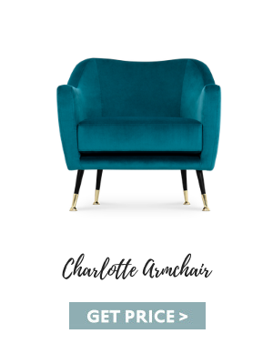 living rooms 10 Modern and Sophisticated Living Rooms That You Will Love charlotte armchair