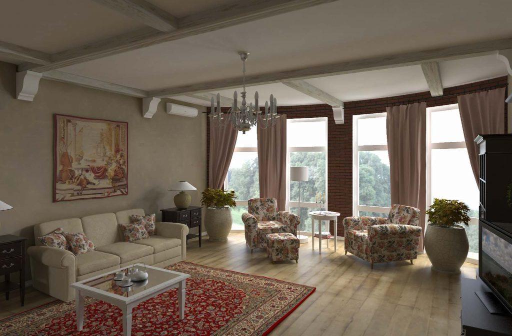 Style Up Your Living Room With Ardes Home living room Style Up Your Living Room With Ardes Home! dizajjn interera kholla vtorogo jetazha v stile provans 2 1024x673