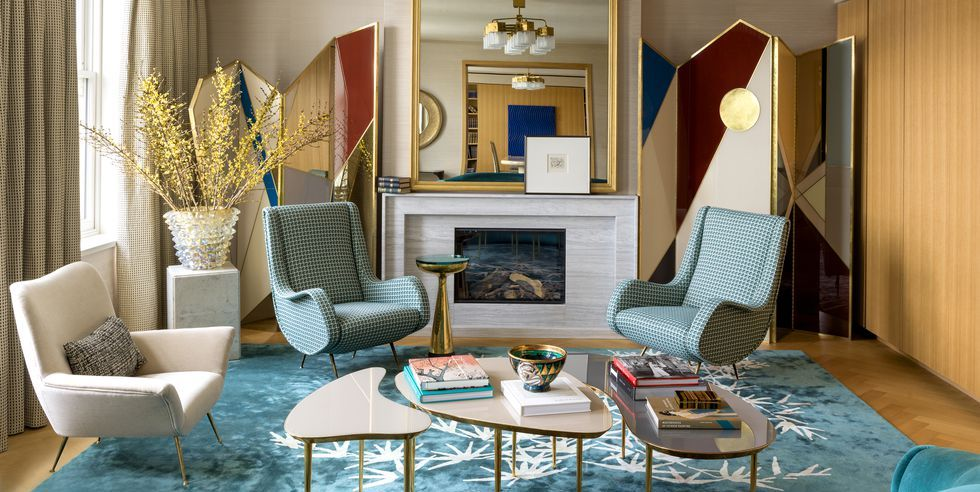 25 Mid-Century Modern Living Rooms Of Your Dreams_11
