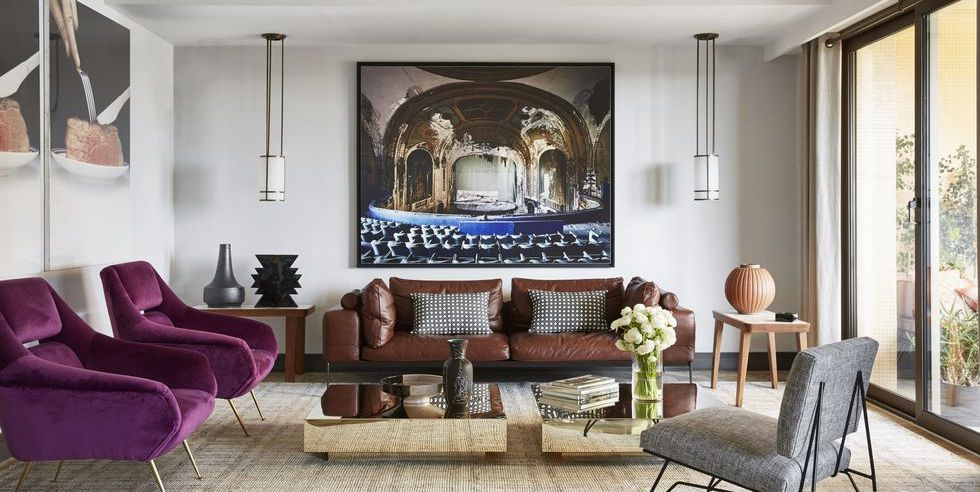 25 Mid-Century Modern Living Rooms Of Your Dreams_13