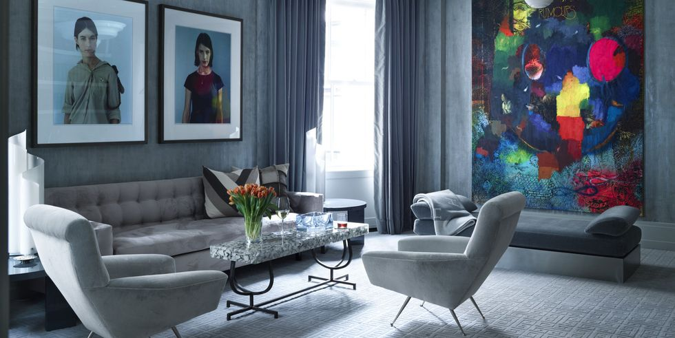 25 Mid-Century Modern Living Rooms Of Your Dreams_16