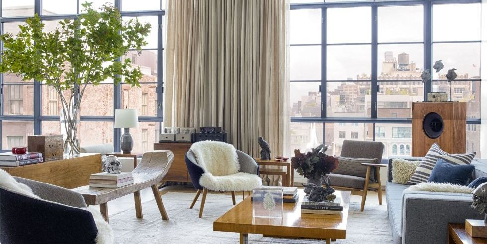 25 Mid-Century Modern Living Rooms Of Your Dreams_19