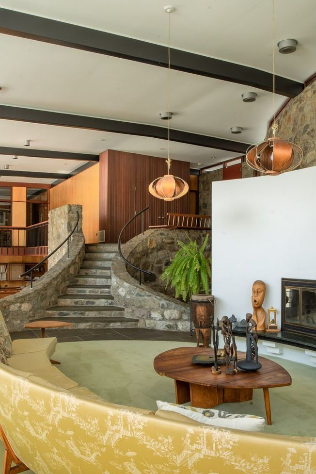 25 Mid-Century Modern Living Rooms Of Your Dreams_2