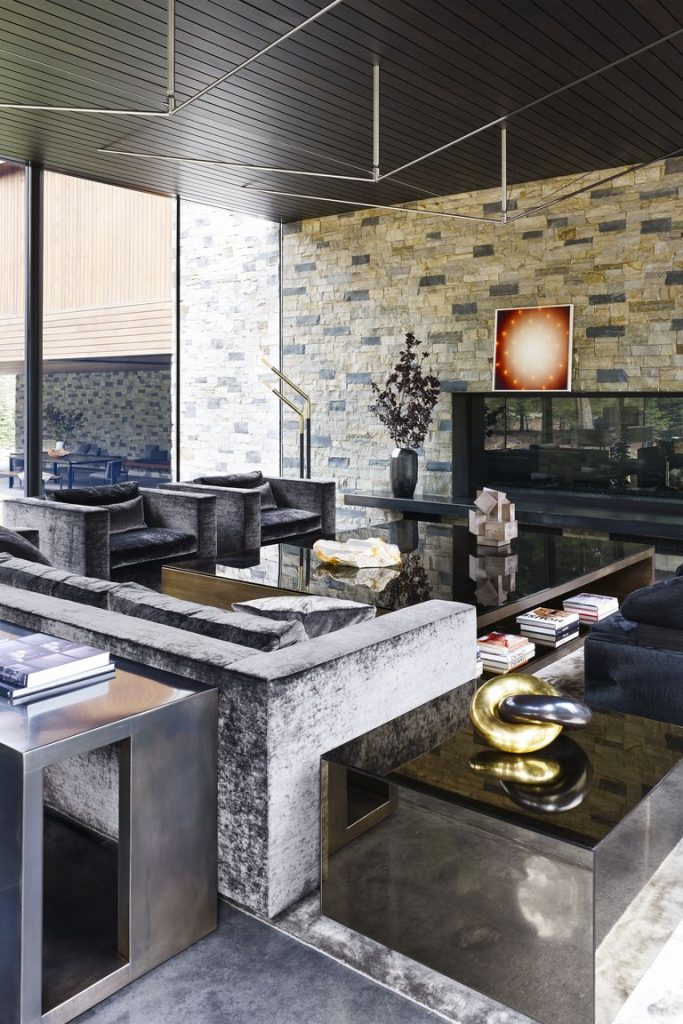 25 Mid-Century Modern Living Rooms Of Your Dreams_21