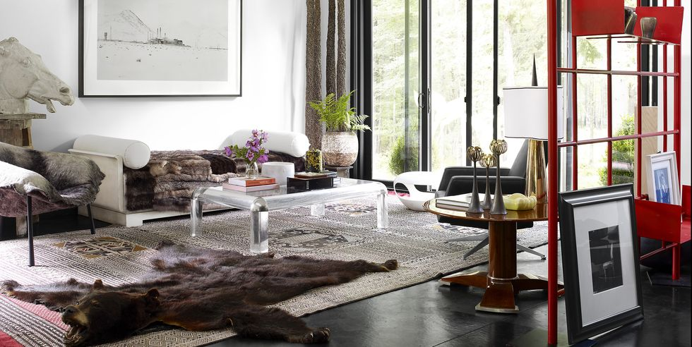 25 Mid-Century Modern Living Rooms Of Your Dreams_3