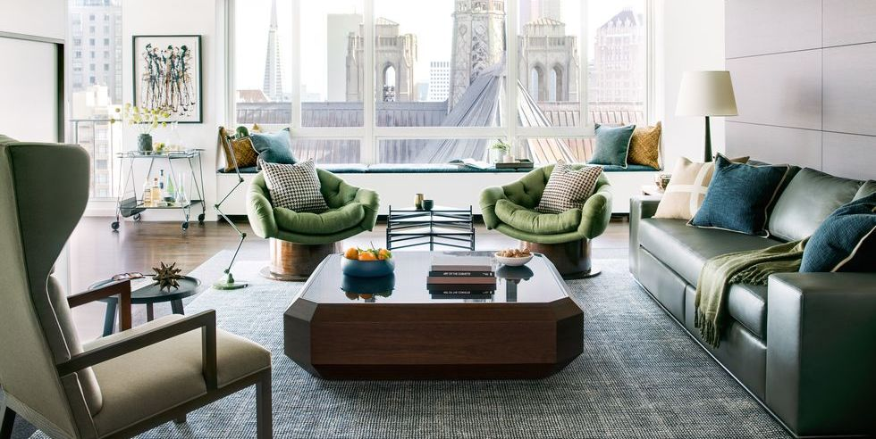 25 Mid-Century Modern Living Rooms Of Your Dreams_6
