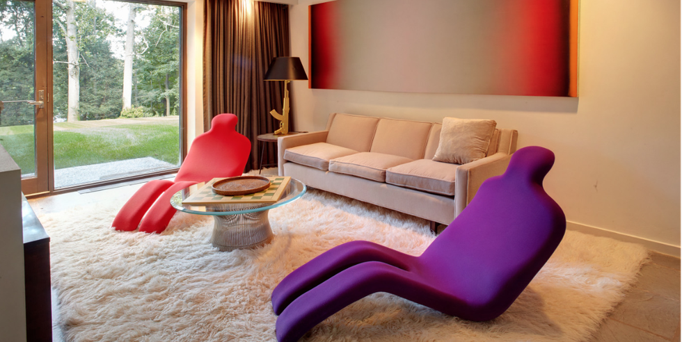 25 Mid-Century Modern Living Rooms Of Your Dreams_7
