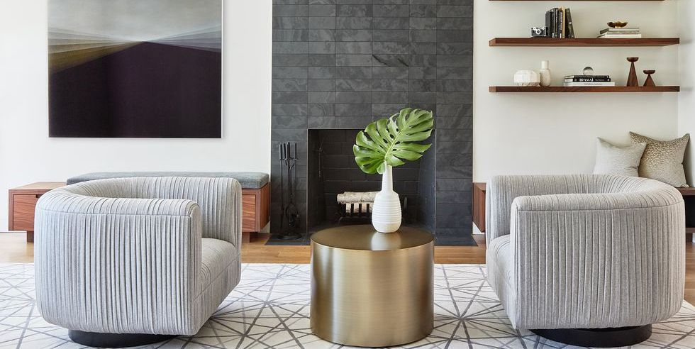 25 Mid-Century Modern Living Rooms Of Your Dreams_9