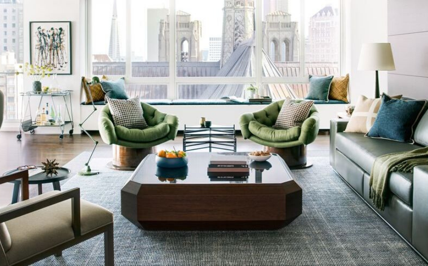 Living Room Ideas 25 Mid Century Modern Living Rooms Of Your Dreams feat 870x540