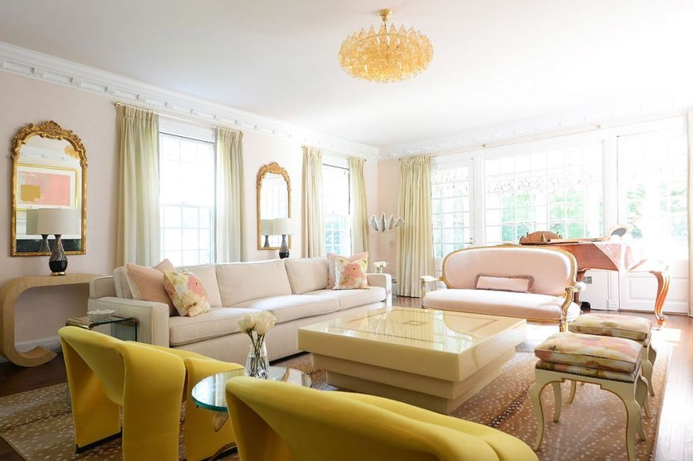 8 Creative Color Palettes For Your Living Room Decor _3
