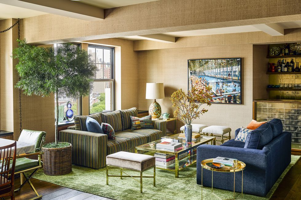 8 Creative Color Palettes For Your Living Room Decor _6