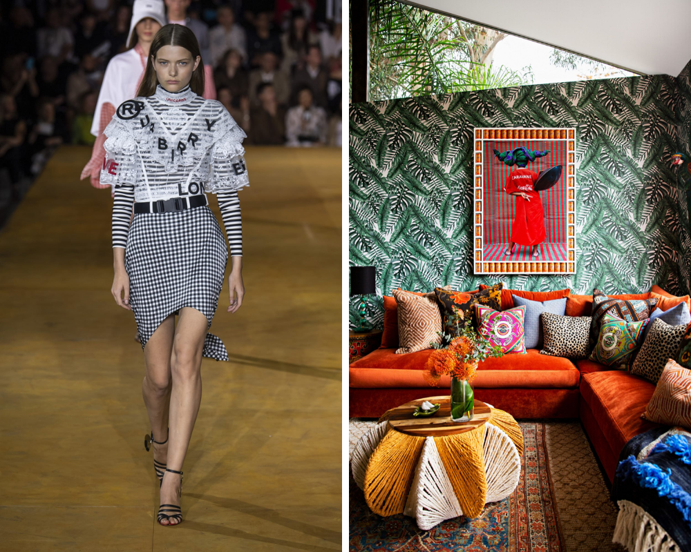 London Fashion Week 2020_ Runway Trends Brought To Your Home Decor_2 london fashion week 2020 The London Fashion Week 2020 Runway Trends You Can Have In Your Home Decor London Fashion Week 2020  Runway Trends Brought To Your Home Decor 2