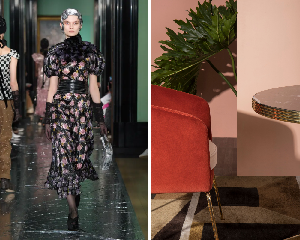 London Fashion Week 2020_ Runway Trends Brought To Your Home Decor_4 london fashion week 2020 The London Fashion Week 2020 Runway Trends You Can Have In Your Home Decor London Fashion Week 2020  Runway Trends Brought To Your Home Decor 4