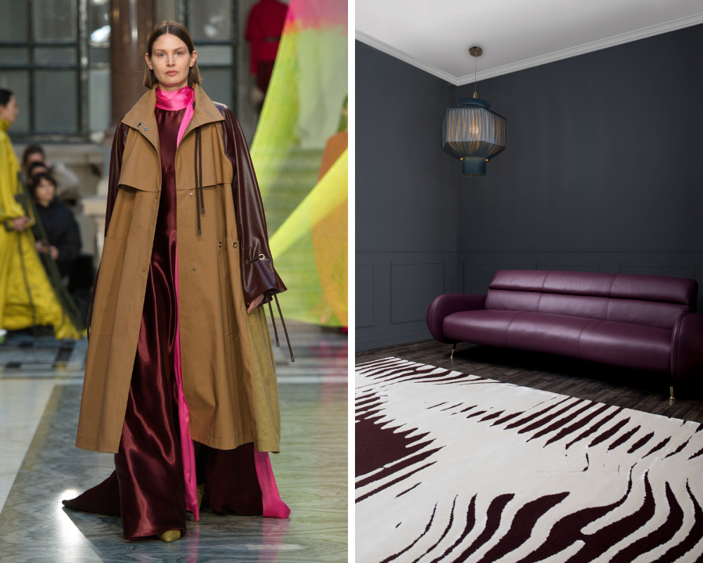 London Fashion Week 2020_ Runway Trends Brought To Your Home Decor_5 london fashion week 2020 The London Fashion Week 2020 Runway Trends You Can Have In Your Home Decor London Fashion Week 2020  Runway Trends Brought To Your Home Decor 5