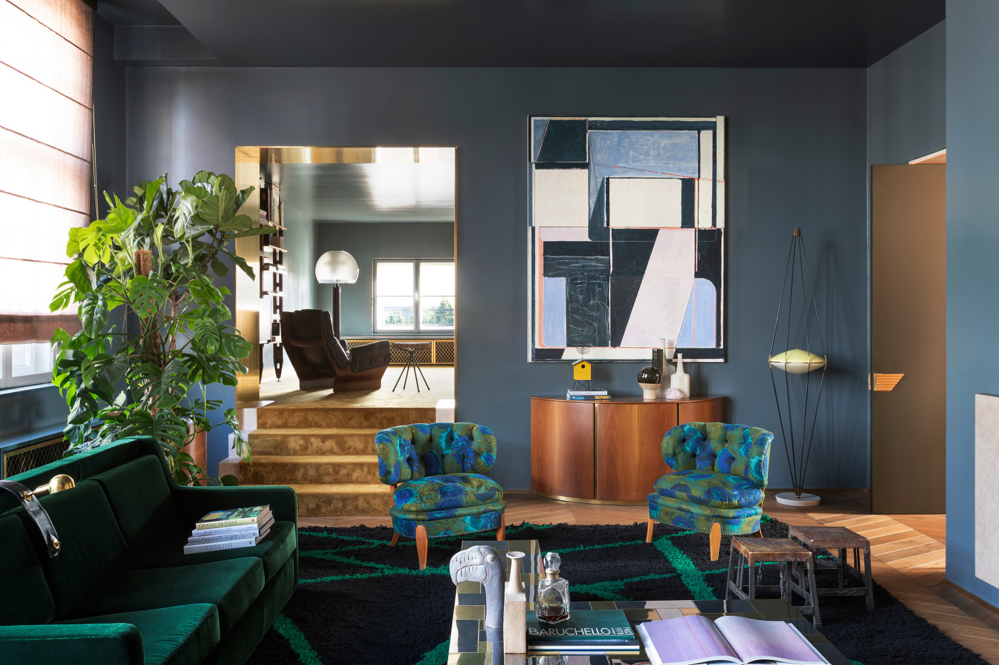 Our 6 Favorite Stunning Living Room Designs By Dimore Studio_1