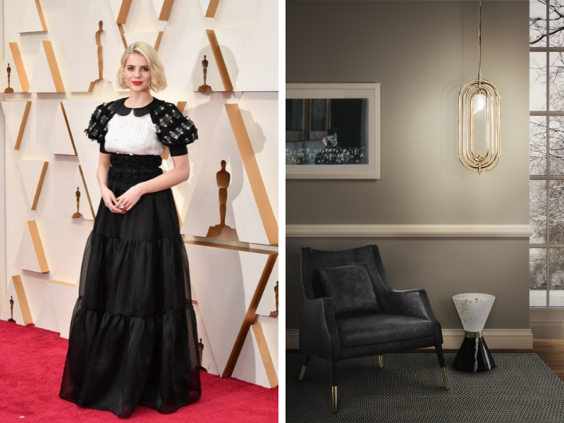 Shop The Look_ Oscars 2020 Red Carpet Trends Turned Into Home Decor_2 oscars 2020 Oscars 2020: Add Red Carpet Trends Into Your Home Decor With Our Suggestions Shop The Look  Oscars 2020 Red Carpet Trends Turned Into Home Decor 2