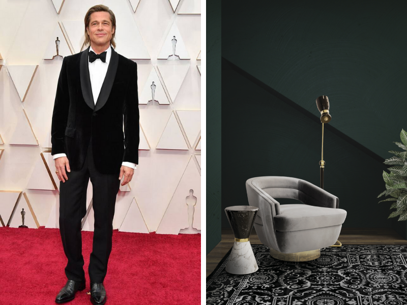Shop The Look_ Oscars 2020 Red Carpet Trends Turned Into Home Decor_5 oscars 2020 Oscars 2020: Add Red Carpet Trends Into Your Home Decor With Our Suggestions Shop The Look  Oscars 2020 Red Carpet Trends Turned Into Home Decor 5