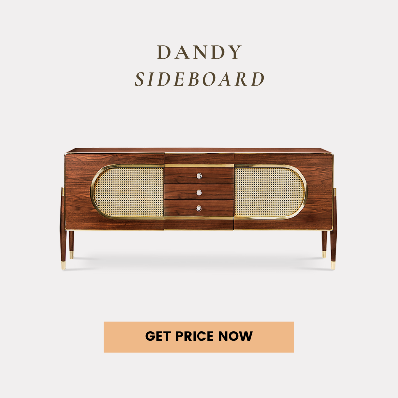 london fashion week 2020 The London Fashion Week 2020 Runway Trends You Can Have In Your Home Decor dandy sideboard get price