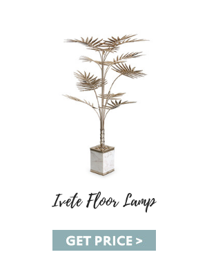 oscars 2020 Oscars 2020: Add Red Carpet Trends Into Your Home Decor With Our Suggestions ivete floor lamp