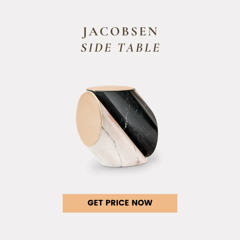 living room decor How To Use Marble In Your Living Room Decor jacobsen side table get price