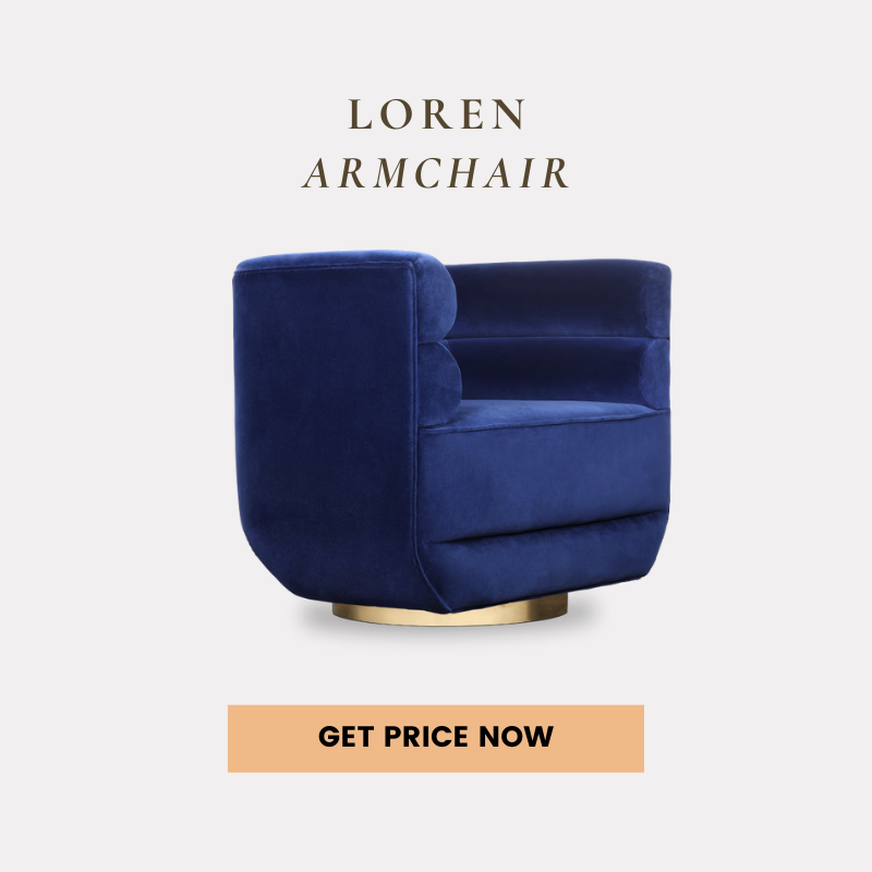 mid-century modern living rooms 25 Mid-Century Modern Living Rooms Of Your Dreams loren armchair get price 1
