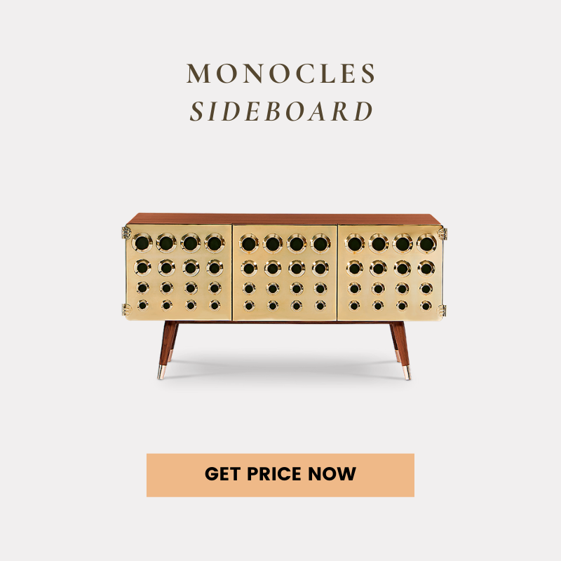 london fashion week 2020 The London Fashion Week 2020 Runway Trends You Can Have In Your Home Decor monocles sideboard get price